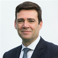 Profile image for GM Mayor Andy Burnham