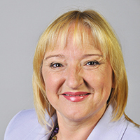 Councillor June Hitchen