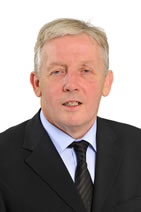 Profile image for Councillor Gerald Cooney