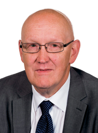 Profile image for Councillor Eddie Moores